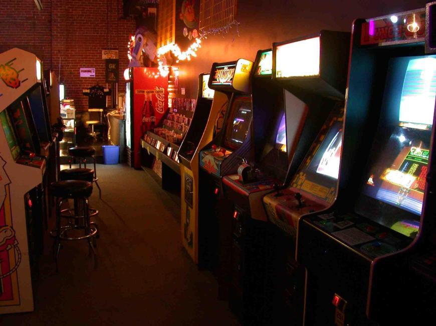 1980 Arcade