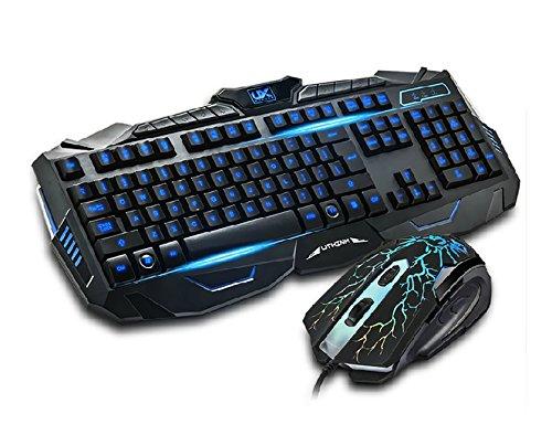 Bluefinger gaming keyboard