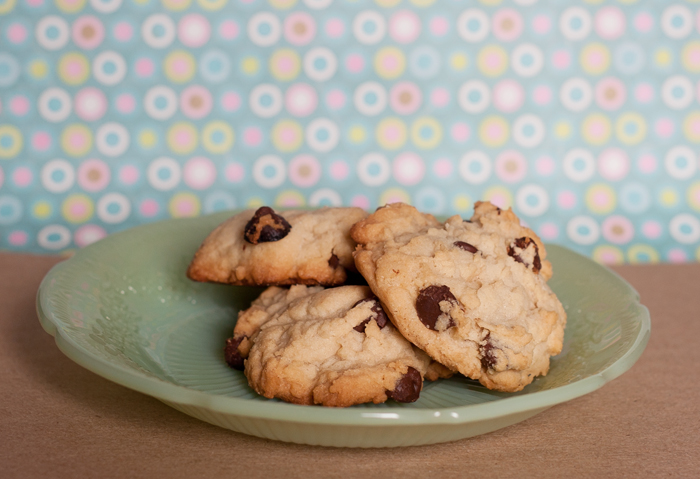 Cooking with Chronos Chocolate-chip